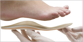 Custom Foot Orthotics in Ottawa